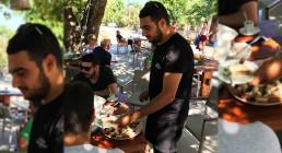 Compleanno B-Happy in Grecia