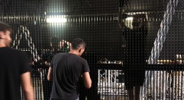 Installazione video al Teatro Il Rossetti di Trieste per la serata di premiazione I Nostri Angeli - Premio Luchetta
