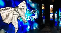 Ledwall I Nostri Angeli - Teatro Il Rossetti di Trieste