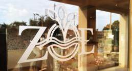 Logo ZOE Resort in Grecia
