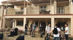 Reception ZOE Resort in Grecia