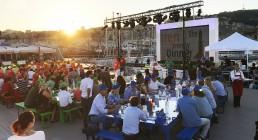 Cena Energy Dinner organizzata da Iren a Genova