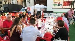 Iren Energy Dinner a Piacenza