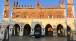 Palazzo Comunale a Piacenza