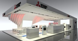 Render Stand Mitsubishi Electric_MCE2018_2