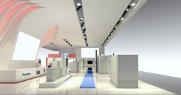 Render Stand Mitsubishi Electric_MCE2018_4