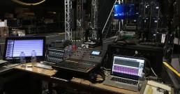 Regia audio B-Happy al Teatro Politeama Rossetti di Trieste_I Nostri Angeli 2018