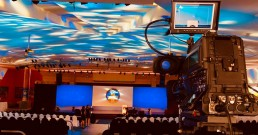 Riprese video B-Happy per la Convention SanPaolo Invest al Barceló Maya Beach in Messico