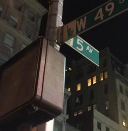 5th Avenue, Fifth Avenue, New York - Sunglass Hut