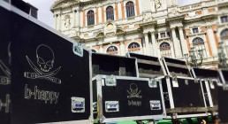 Case B-Happy in Piazza Carlo Alberto a Torino