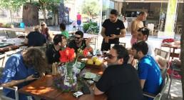 Compleanno tecnico B-Happy in Grecia