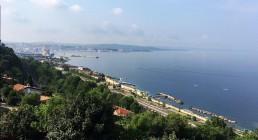 Il mare di Trieste