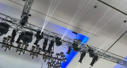 Luci DTS lighting Convention Grecia