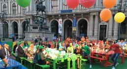Ospiti Iren Energy Dinner a Torino