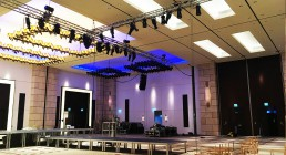 Set up Great Hall Westin Resort Grecia