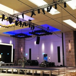 Set up Great Hall Westin Resort Grecia