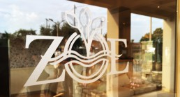 Logo ZOE Resort in Grecia