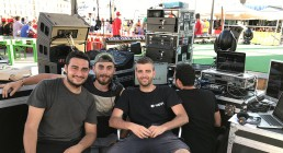 Team B-Happy al secondo appuntamento di iren Energy Dinner a Genova