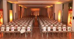 Sala Michelangelo del Rome Cavalieri, Waldorf Astoria Hotels & Resorts a Roma