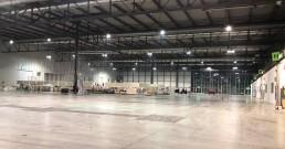 MCE Mostra Convegno Expocomfort 2018 in allestimento - Fiera Milano